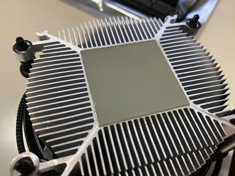 Ryzen5 3500 CPUクーラー