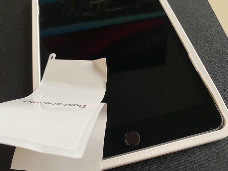 NIMASO iPad mini5用ガラスフィルム